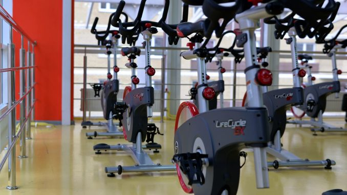 Avere una palestra domestica, Gym Bike